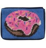 Alice Peterson Donut Coin Case<br /> (kids kit)