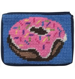 Alice Peterson Donut Coin Case<br /> (kids kit)