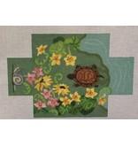 Julie Mar Turtle Pond Brick Cover