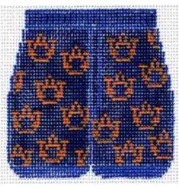 Meredith Sport Shorts-Auburn - ornament