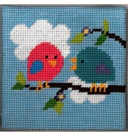 """Fleur de Paris Birds (kid's kit)<br /> 9"""" x 9"""""""