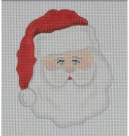 "Pepperberry Design Classic Santa - ornament<br /> 3.75"" x 4"""