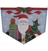 Rebecca Wood Happy Santa Cuff