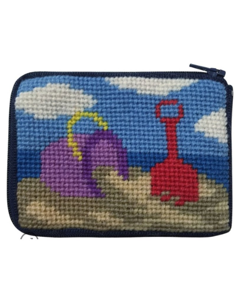 Alice Peterson Beach Play Coin Case - <br /> Kid's Kit