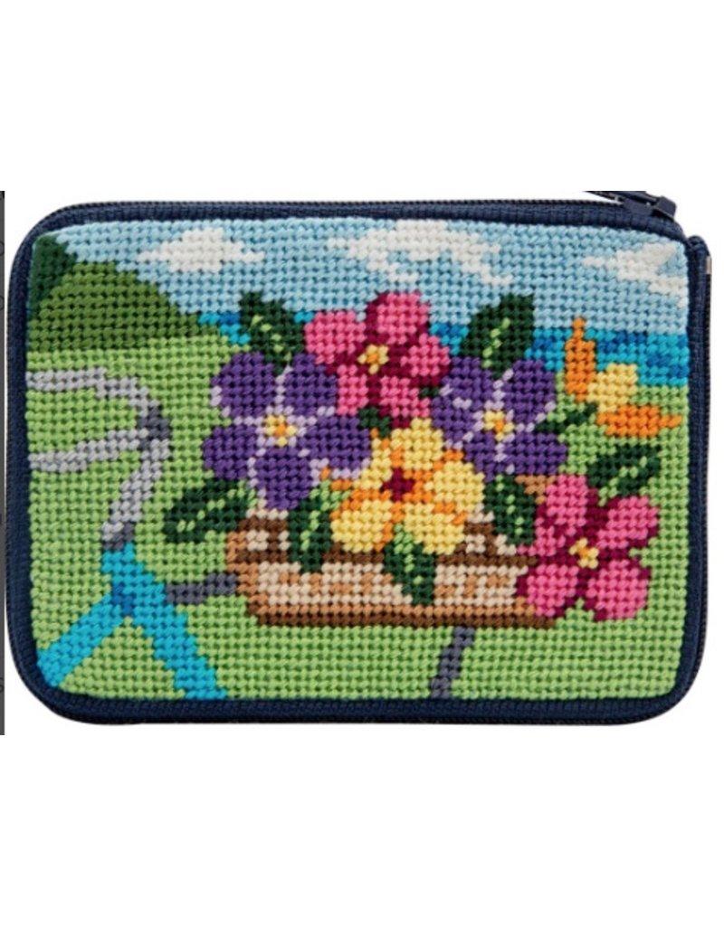 Alice Peterson Springtime Ride Coin Purse/Credit Card - Kit