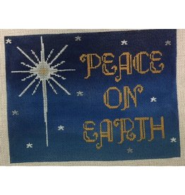 Pippin Studio Peace on Earth<br /> 8' x 6""