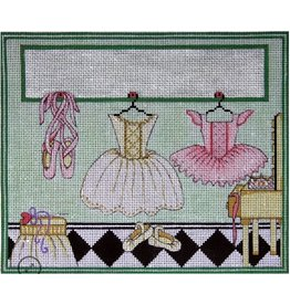 "Alice Peterson Ballerina's Room<br /> 11"" x 9.5"""