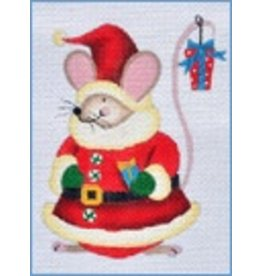Danji Santa Mouse - ornament