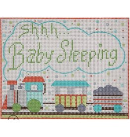 "Alice Peterson SHHH Baby Sleeping<br /> 7"" x 5.5"""