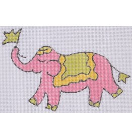 Kate Dickerson Pink Elephant