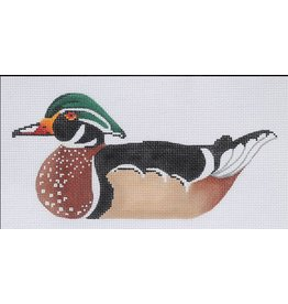 Kate Dickerson Wood Duck Decoy