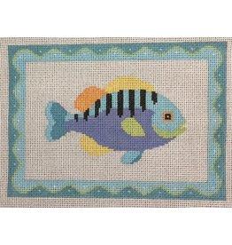 """Susan Roberts Fish<br /> 6.5"""" x 4.5"""""""