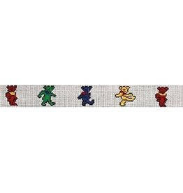 Meredith Grateful Dead bears belt