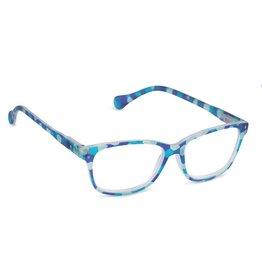 Peepers Style Eighteen - blue +2.00