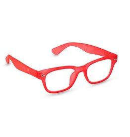 Peepers Style Six - Neon Orange +1.75 glasses