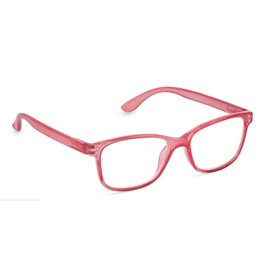 Peepers Happy Hour - Pink +3.25 glasses