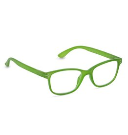Peepers Happy Hour - Green +4.00 Glasses