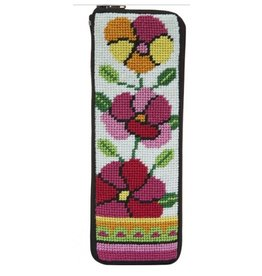 Alice Peterson Pink/Orange Poppies Spec case