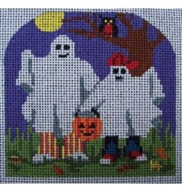 "All About Stitching Trick or Treat <br /> 3.5"" x 3.5"""