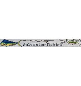 Meredith Deep Sea Fishing Collage belt