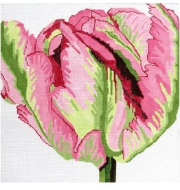 "Jean Smith Designs Princess Tulip<br /> 14"" x 14"""