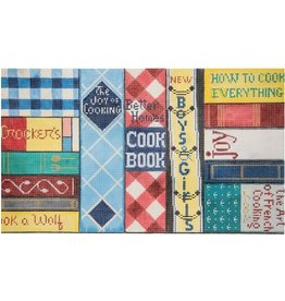 "Alice Peterson Cookbooks<br /> 9"" x 16"""