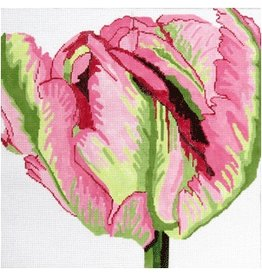 "Jean Smith Designs Princess Tulip<br /> 8"" x 8"""