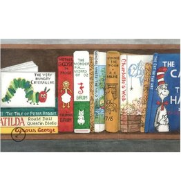 "Alice Peterson Children's Classic Books<br /> 22"" x 12"""