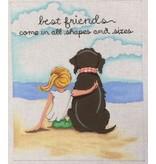 """Patti Mann Best Friends12"""" x 10"""""""