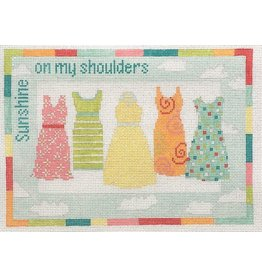"Pippin Studio Summer Dresses 11.5"" x 8"""