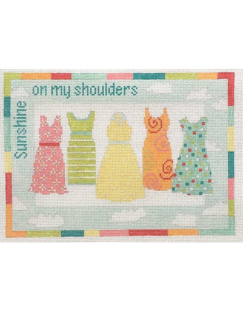 "Pippin Studio Summer Dresses 11.5"" x 8"""
