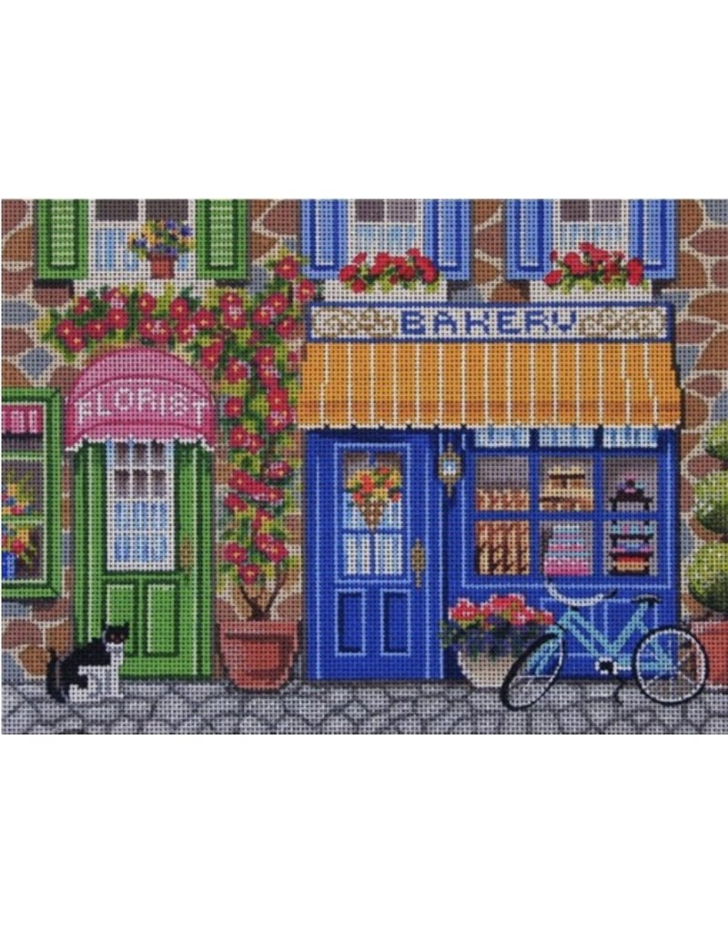 """Alice Peterson Store Front Bakery12"""" x 9"""""""