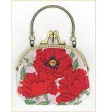 Fleur de Paris Poppy Purse & Handle