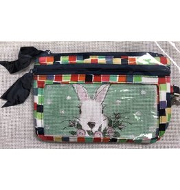 Cheryl Schaeffer Bunny Wristlet - self finishing