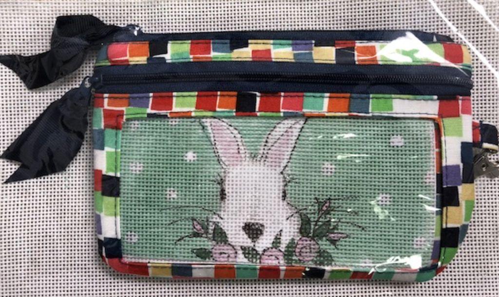 Cheryl Schaeffer Bunny Wristlet - self finishing