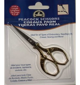 """Fleur de Paris Scissors -  3 1/2"""""""