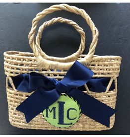 QBS Design Large Basket Purse<br />