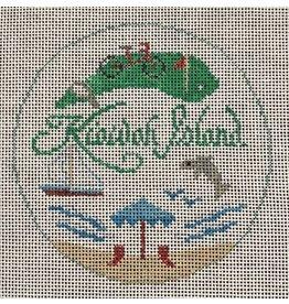 GD Design Kiawah Island Round