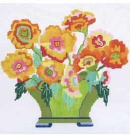 """Sizzle Bouquet #2<br /> 14"""" x 14"""""""