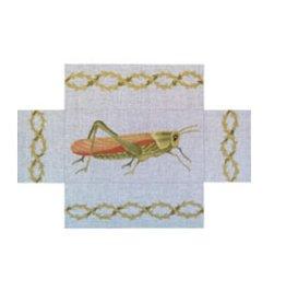 JP Designs Grasshopper Brick Cover