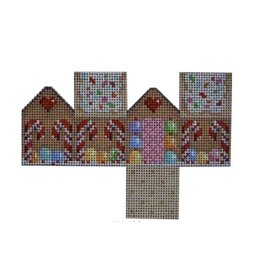 Associated Talent Gumdrops/Candy Cane Mini Cottage