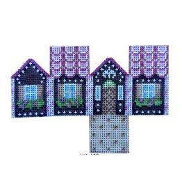 Associated Talent Pink Grapefruit House Mini Cottage