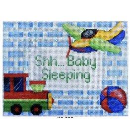 Associated Talent Train/plane Baby Sleeping<br /> 8X7