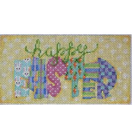 """Associated Talent Happy Easter<br /> 4"""" x 7.75"""""""