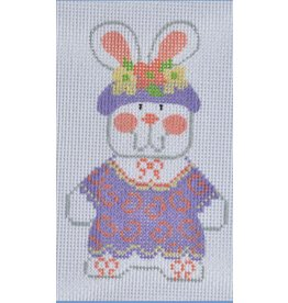"Danji Girl Bunny #1 -ornament<br /> 2.5"" x 4"""