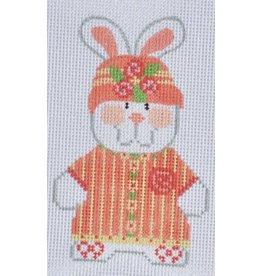 "Danji Girl Bunny #2 - ornament<br /> 2.5 x 4"""