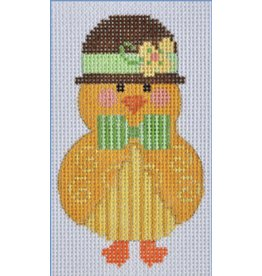 "Danji Boy Chick<br /> ornament<br /> 2.25"" x 4"""