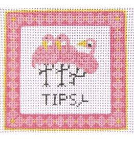 Griffin Designs Tipsy Coaster