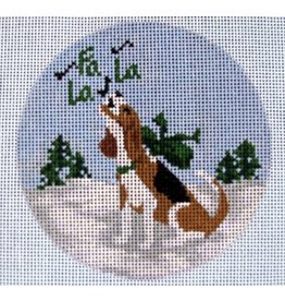 """Griffin Designs Beagle's Song 4"""""""