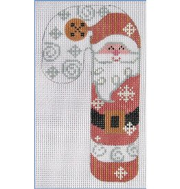 Danji Santa Candy Cane ornament